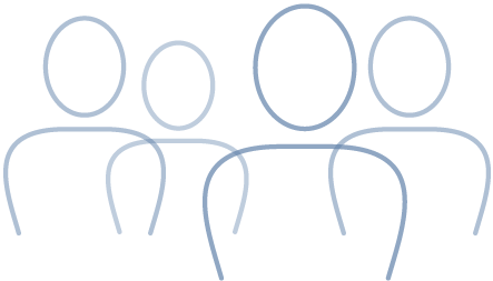 illustration of group of people